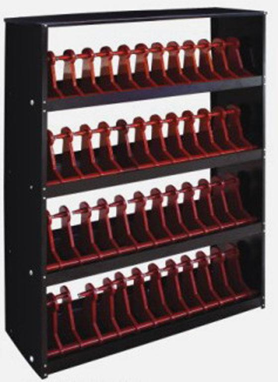 供应宁夏砂轮架厂银川24p砂轮放置架,石嘴山、兰州砂轮架零件柜