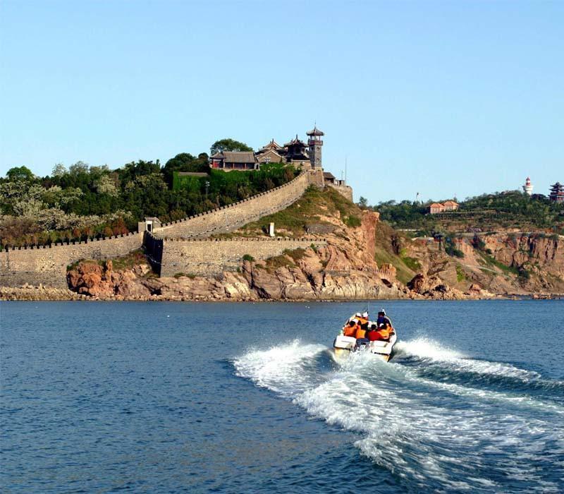 供应石家庄到山东蓬莱长岛海滨旅游