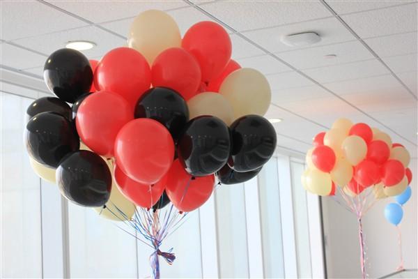 气球批发气球布置 气球装饰 氦气球批发气球造型制作 气球... 图片 27k 600x400