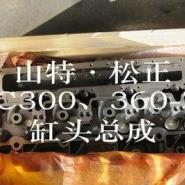 小松PC360-7缸头总成缸盖总成图片