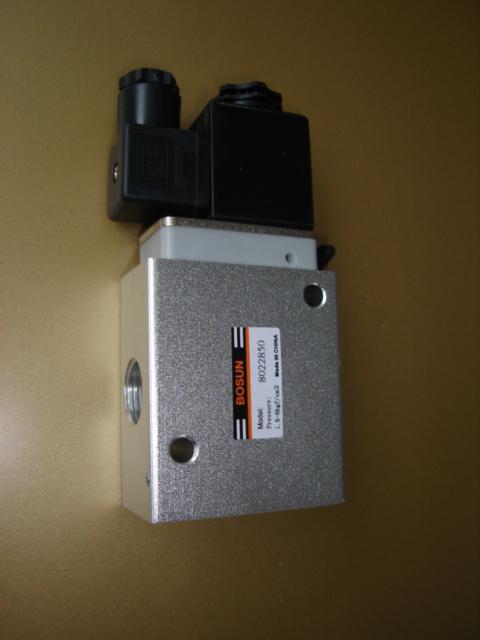 电磁阀图片 电磁阀样板图 海隆HERION电磁阀S6CH11G...