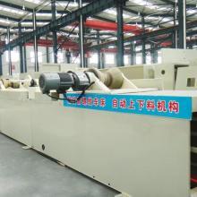 供应数控管螺纹车床带自动送料机生产线图片