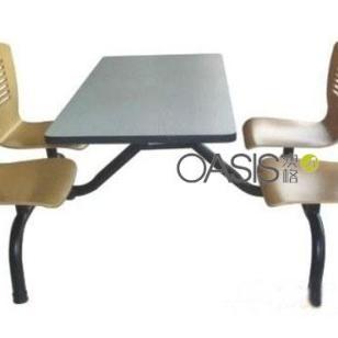 曲木快餐椅j-0407图片