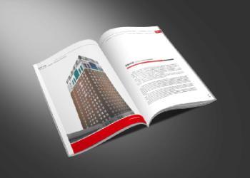 西单画册期刊设计制作公司图片