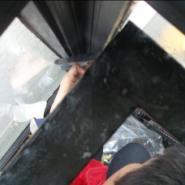 陕西大师建筑玻璃隔热膜直降室内温图片