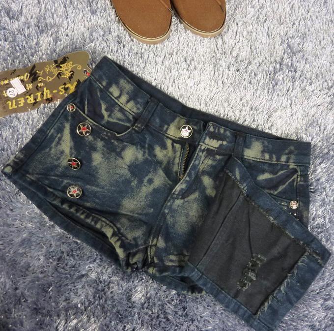 2011新款夏装时尚女士短裤裙裤图片