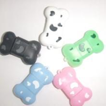 百变人形U盘优质PVC卡通U盘/小动物U盘