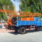 供应水利水电勘察汽车钻机 建筑工程地质勘测汽车钻机 百米车载钻机