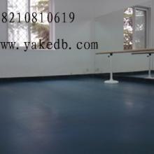供应舞蹈专用地胶穿舞蹈鞋专业防滑地板#舞蹈塑胶地板垫哪里有专卖图片