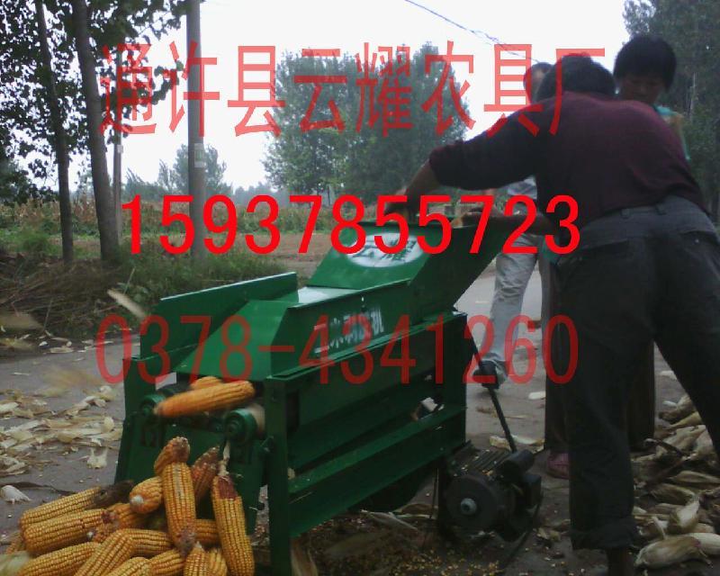 供应风扇式玉米剥皮机