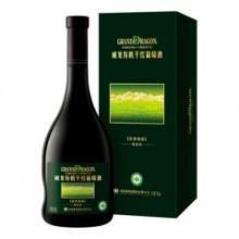 供应威龙精选级优级酒田有机干红葡萄酒图片