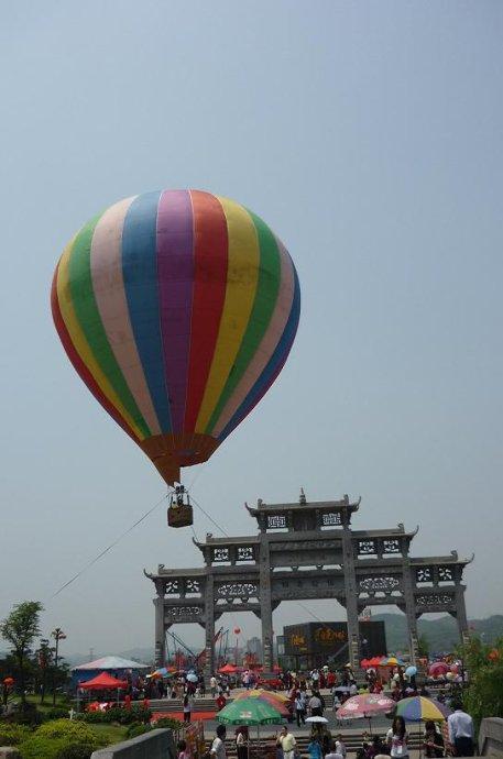 供应郴州热气球图片