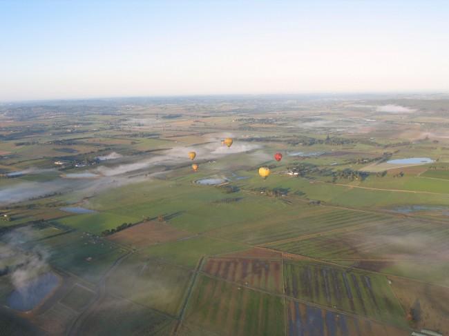 供应热气球的用途图片