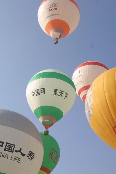 供应佛山热气球图片