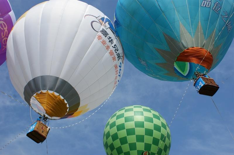 供应海南热气球图片