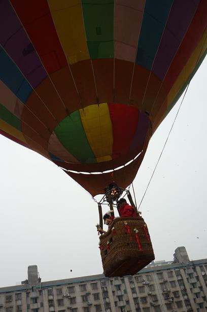 供应载人热气球价格图片