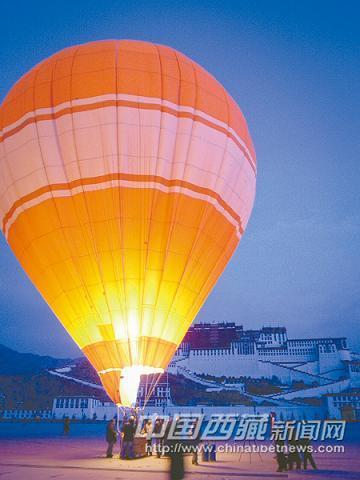 供应热气球图片