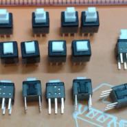 供应广东现货供应PB-22E60自锁按键开关