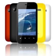 正品威铂V918CDMA+GSM双模双待电信手机安卓系统智能批发