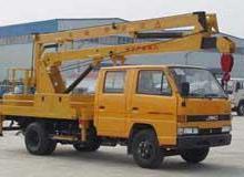 供应13.5米高空架线车,12米路灯维修车,16米高空作业车批发