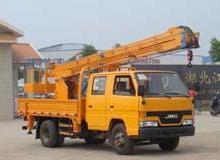 供应14米高空作业车,16米高空架线车,江铃高空作业车批发