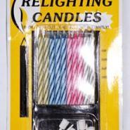 生日蜡烛包装机图片