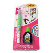 供应彩色笔纸塑包装机