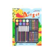 蜡笔彩色笔文具吊卡包装机图片
