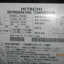 供应1000EL-128D3日立空调压缩机10匹批发