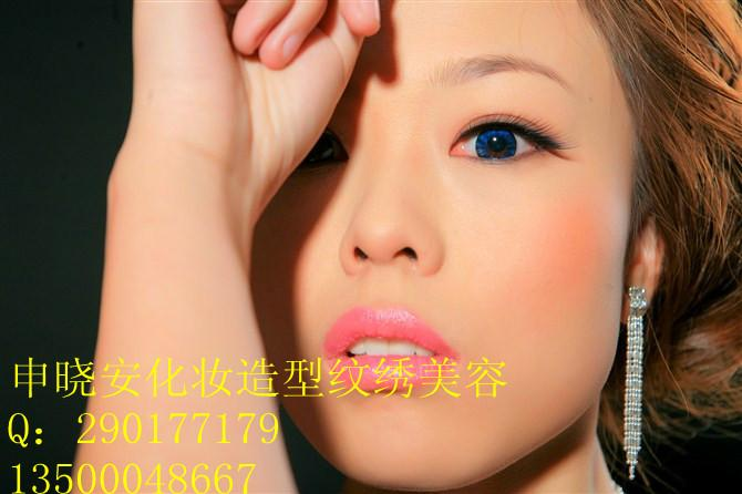 全国职业技能大赛,化妆大赛,广东职业学校平面模特大赛