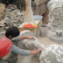 供应玻璃钢雕塑