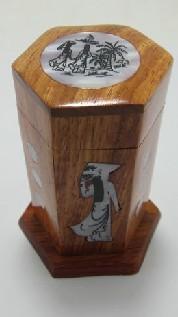 工艺礼品牙签木盒厂家  武汉供应牙签木盒  牙签木盒制作