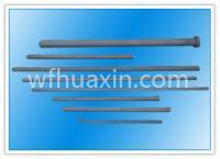 华鑫专业生产佛山碳化硅制品江苏脱硫热电偶保护管批发