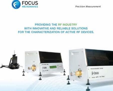 FOCUS 代理阻抗调谐器