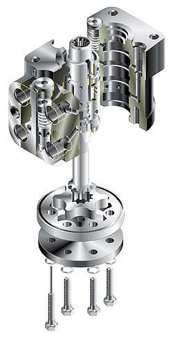 供应阿特拉斯科普柯全液压转向器图片图片