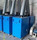 供应小型焊烟除尘机,移动式电焊除尘器,气保焊烟除尘器