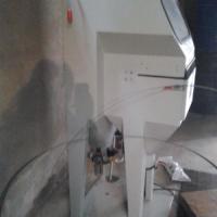 供应带锯条接口喷砂机锯条喷砂机