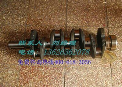 供应洛拖柴油机配件 东方红4105柴油机曲轴