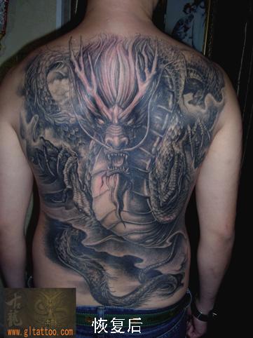 供应深圳哪里纹身好深圳好的纹身古龙