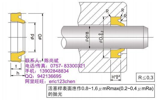 供应注塑机油封鼎基DZD-9密封件