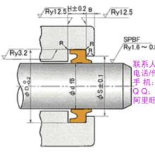 供应增压缸日本NOKLBI密封件,往复用防尘型聚氨酯油封