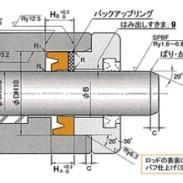 供应厦工液压机械油封日本NOK IDI密封,活塞杆油封