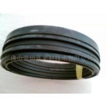 供应橡胶V型圈3件套唇形密封圈,橡胶V型圈供应价格图片