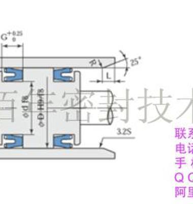 液压油缸日本阪上MYP密封件图片/液压油缸日本阪上MYP密封件样板图 (1)