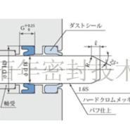 单联泵油封日本阪上MYR密封件图片