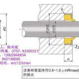 供应三一重工液压机械油封鼎基DZ ME-3密封件,防尘油封