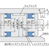供应电磁阀油封日本阪上PGY密封件
