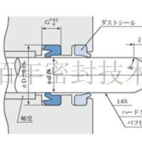 供应液压油缸日本阪上PRY密封件