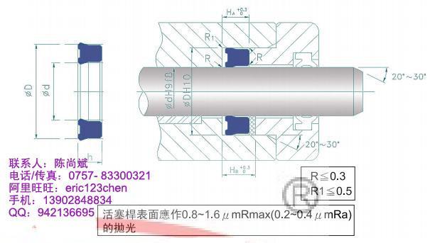 供应注塑机油封鼎基DZD-7密封件