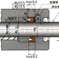 供应注塑机油封日本NOKIUH密封件